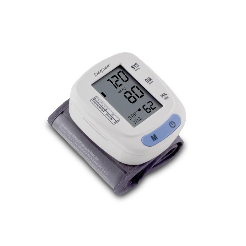 beper meric krevniho tlaku na zapesti