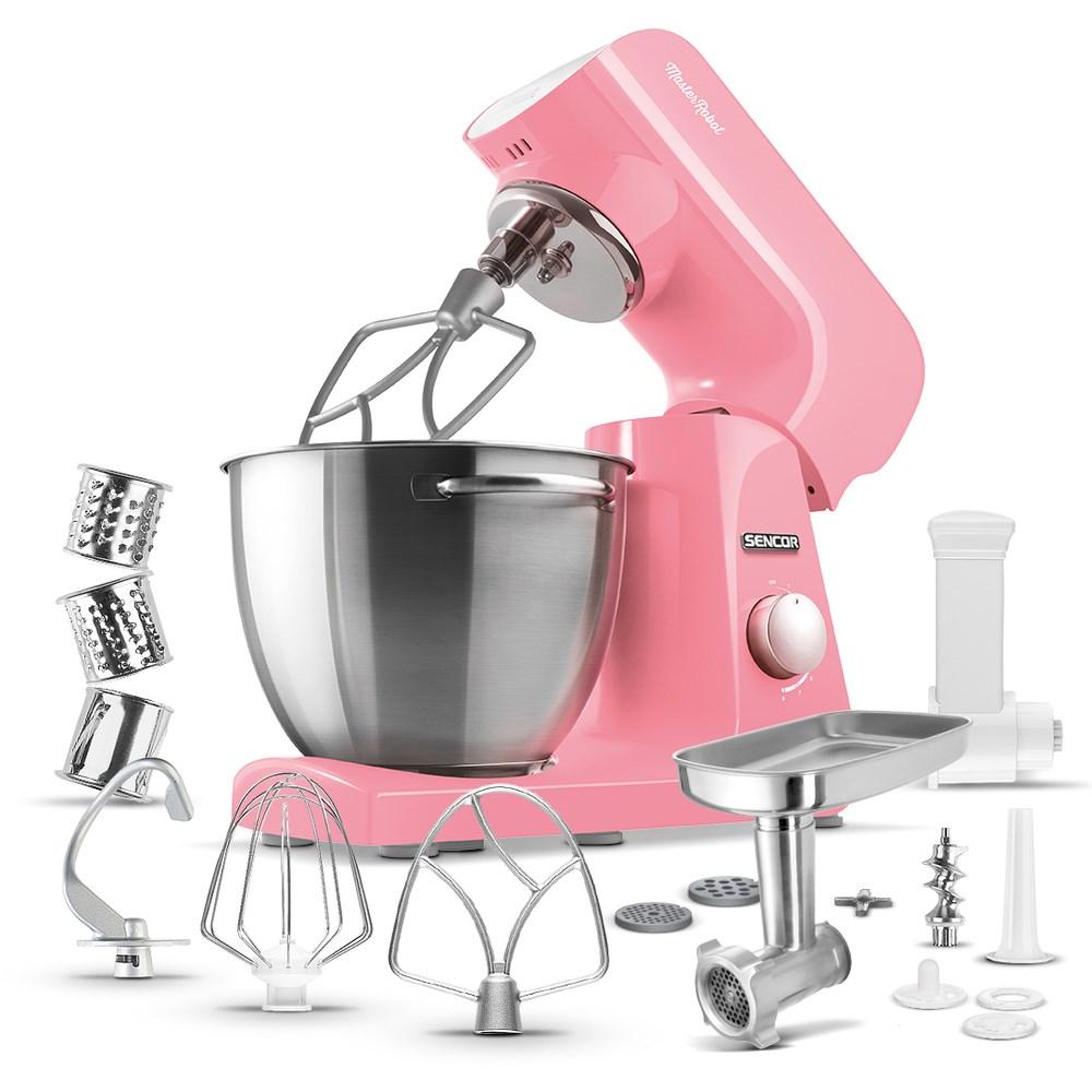 kuchynsky robot cervena